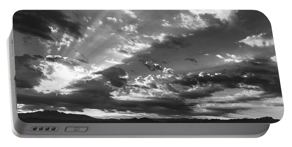 Arizona Portable Battery Charger featuring the photograph Arizona Dawn by Mike Herdering