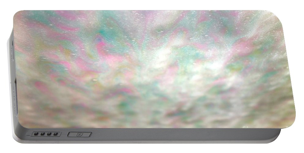 Car Wash Portable Battery Charger featuring the photograph At The Car Wash 3 by Jacqueline Athmann