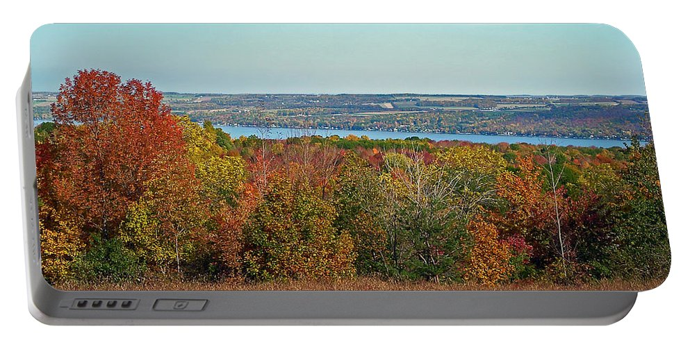 Autumn Portable Battery Charger featuring the photograph Autumn Glory by Aimee L Maher ALM GALLERY