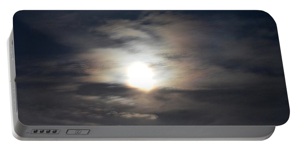 Before The Dawn Portable Battery Charger featuring the photograph Before The Dawn by Maria Urso