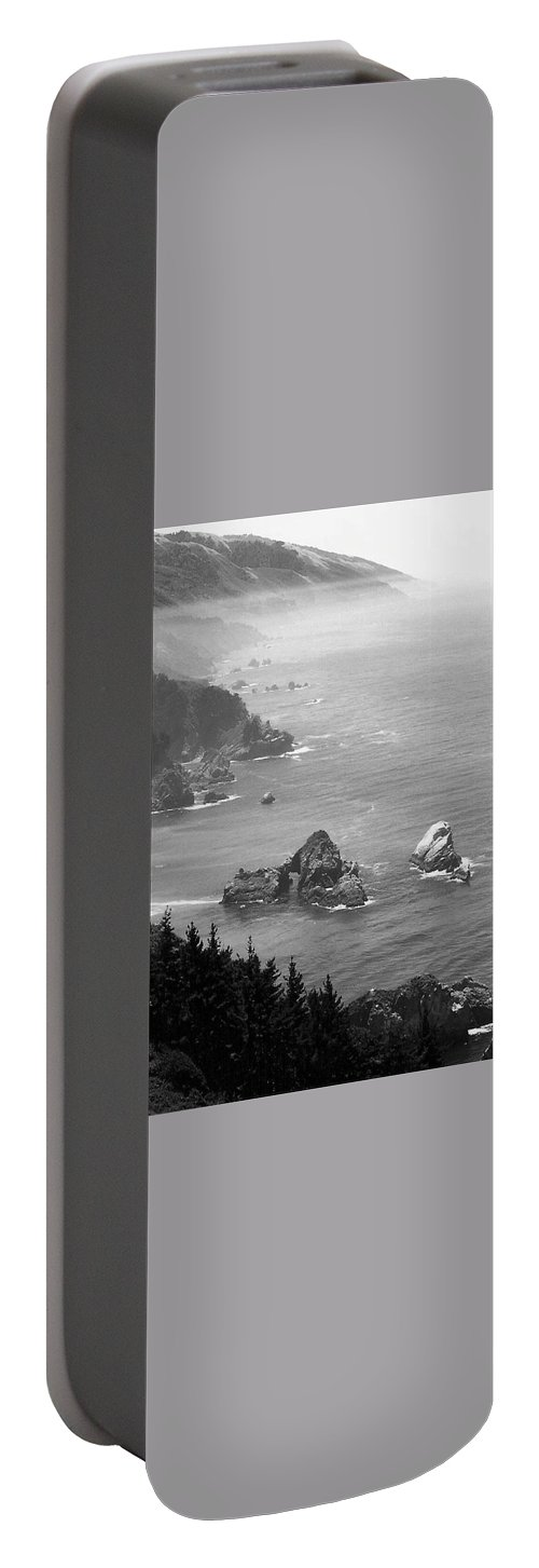 Landscape Portable Battery Charger featuring the photograph Big Sur 4 by John Schneider