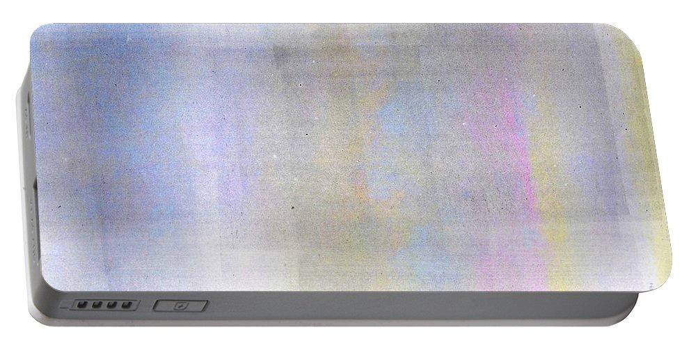 Brett Portable Battery Charger featuring the digital art Bliss by Brett Pfister