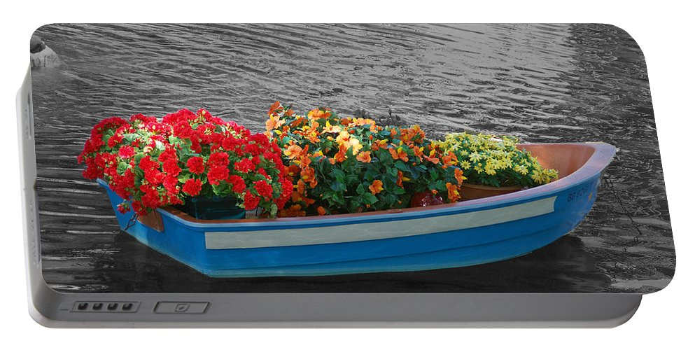 Boat Portable Battery Charger featuring the photograph Boat Parade by Aimee L Maher ALM GALLERY