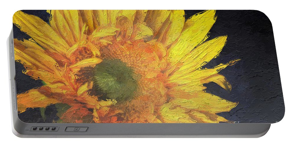 Summer Portable Battery Charger featuring the photograph Bright Idea by Heidi Smith