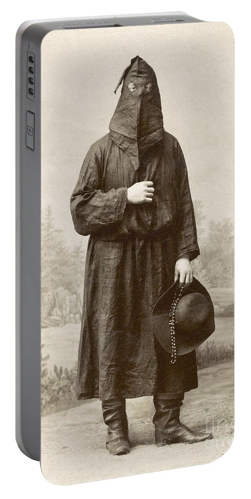 1890s Portable Battery Charger featuring the photograph Brotherhood Of Mercy by Granger
