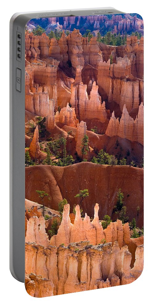 Bryce Canyon Portable Battery Charger featuring the photograph Bryce Canyon by James BO Insogna