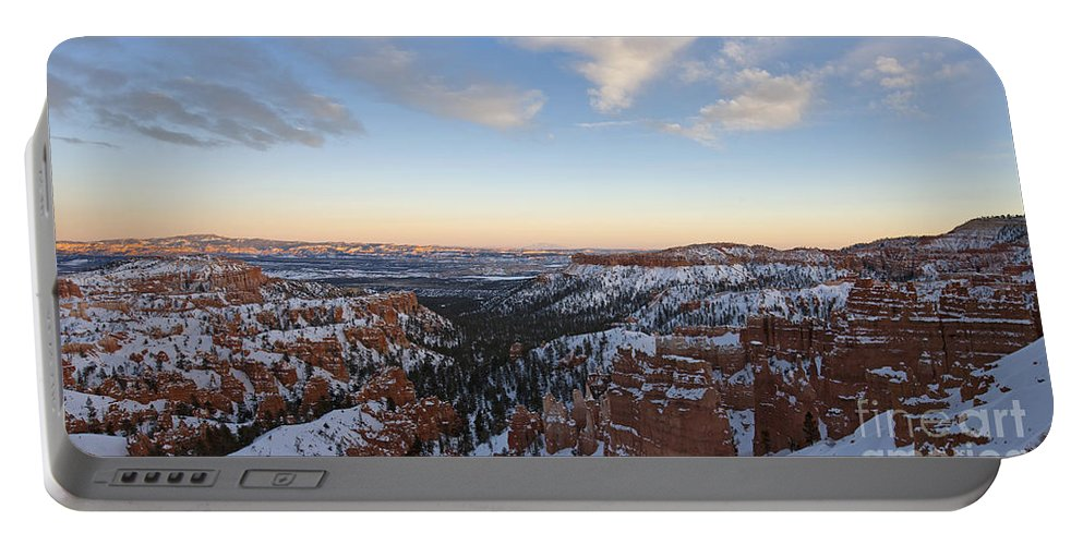 Bryce Canyon Portable Battery Charger featuring the photograph Bryce Canyon National Park Utah by Jason O Watson