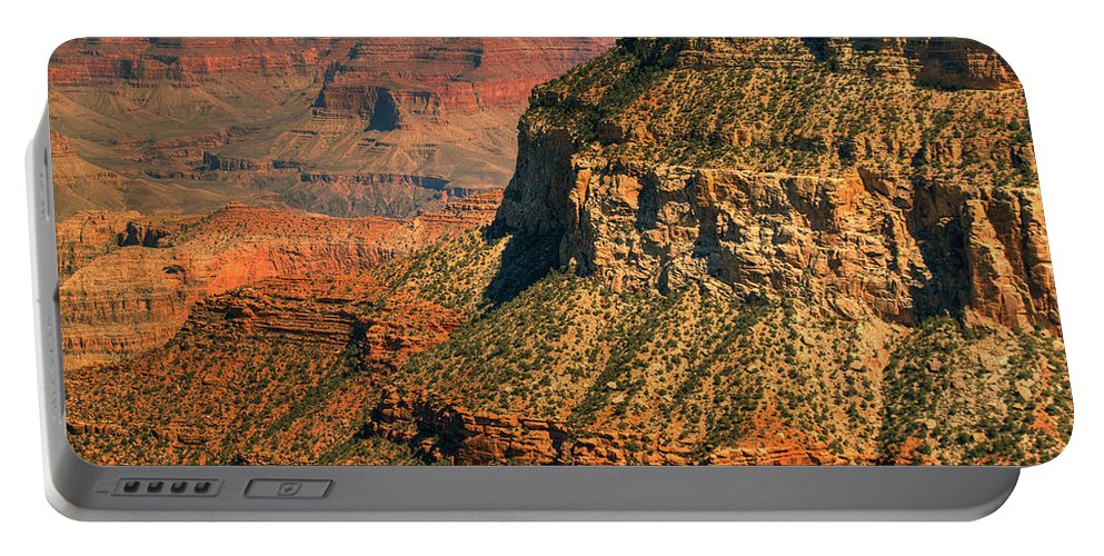 Grand Canyon Portable Battery Charger featuring the photograph Canyon Grandeur 1 by Hany J