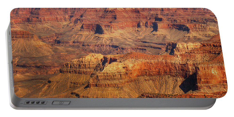 Grand Canyon Portable Battery Charger featuring the photograph Canyon Grandeur 2 by Hany J