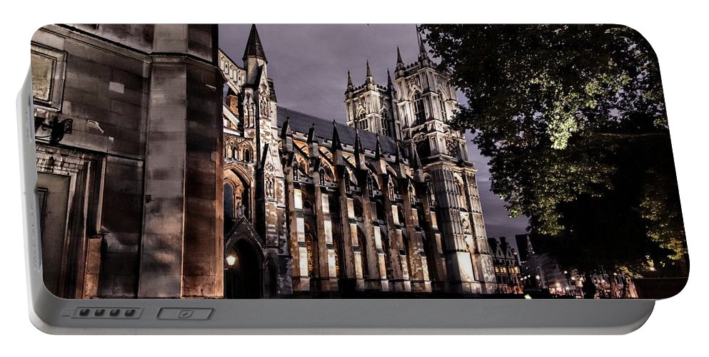 Church Portable Battery Charger featuring the photograph Church by Bill Howard