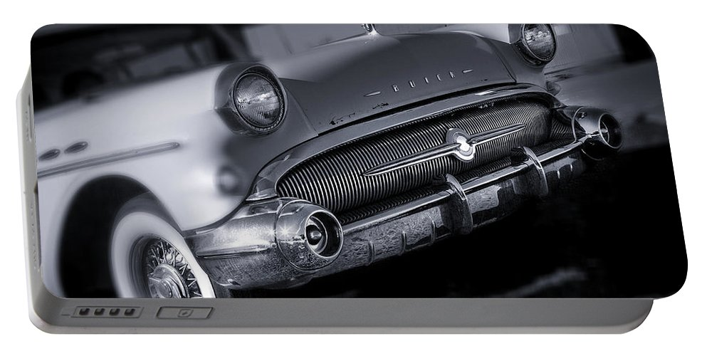Buick Portable Battery Charger featuring the photograph Classic Buick by Dave Hare