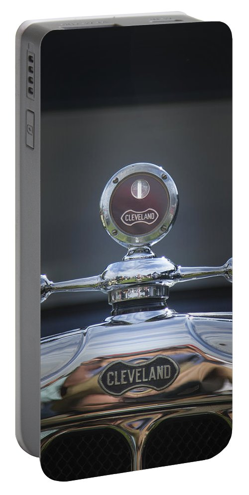 Cleveland Portable Battery Charger featuring the photograph Cleveland by Jack R Perry