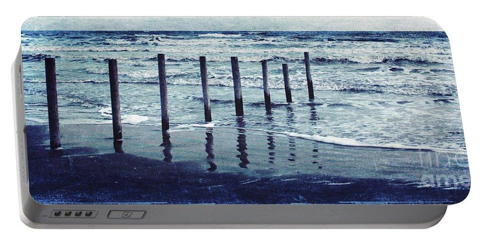 Beautiful Portable Battery Charger featuring the photograph Coast by Svetlana Novikova