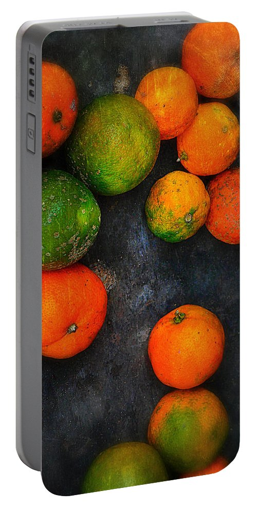Compound Portable Battery Charger featuring the photograph Compound by Skip Hunt