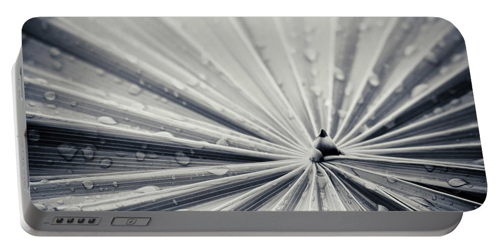 3scape Photos Portable Battery Charger featuring the photograph Convergence by Adam Romanowicz