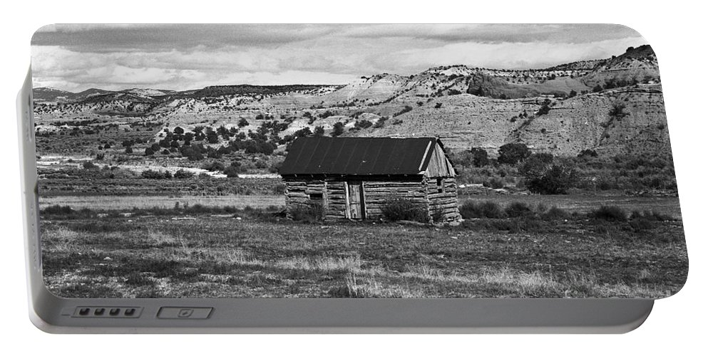Utah Portable Battery Charger featuring the photograph Courage by Kathy McClure