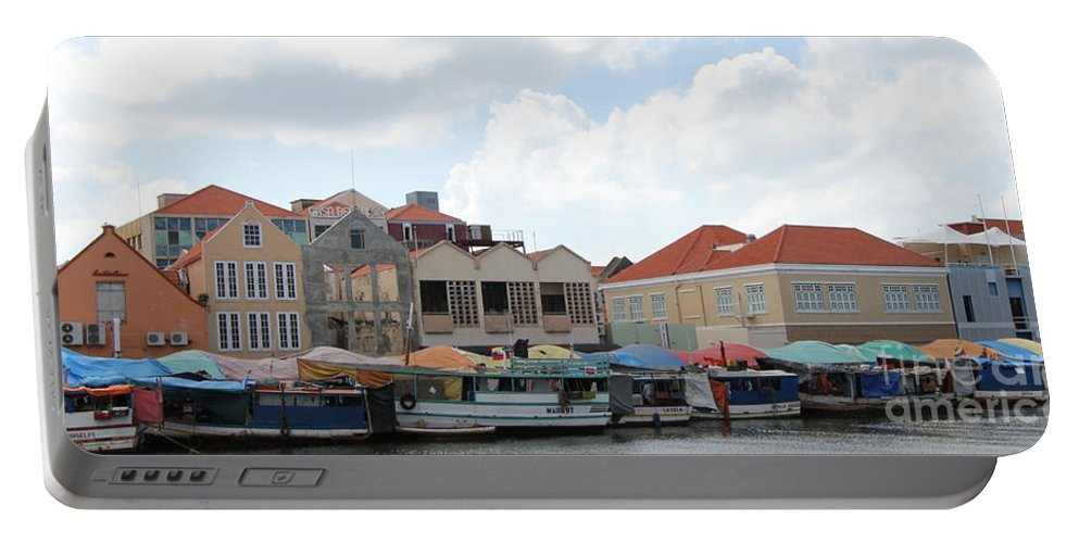 Curacao Portable Battery Charger featuring the photograph Curacao by Christy Gendalia