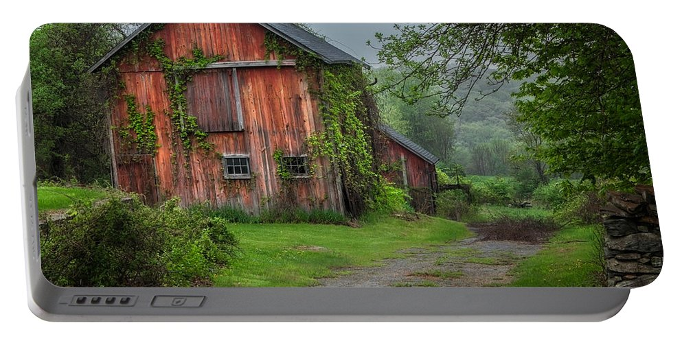 Bucolic Portable Battery Charger featuring the photograph Days Gone By by Bill Wakeley