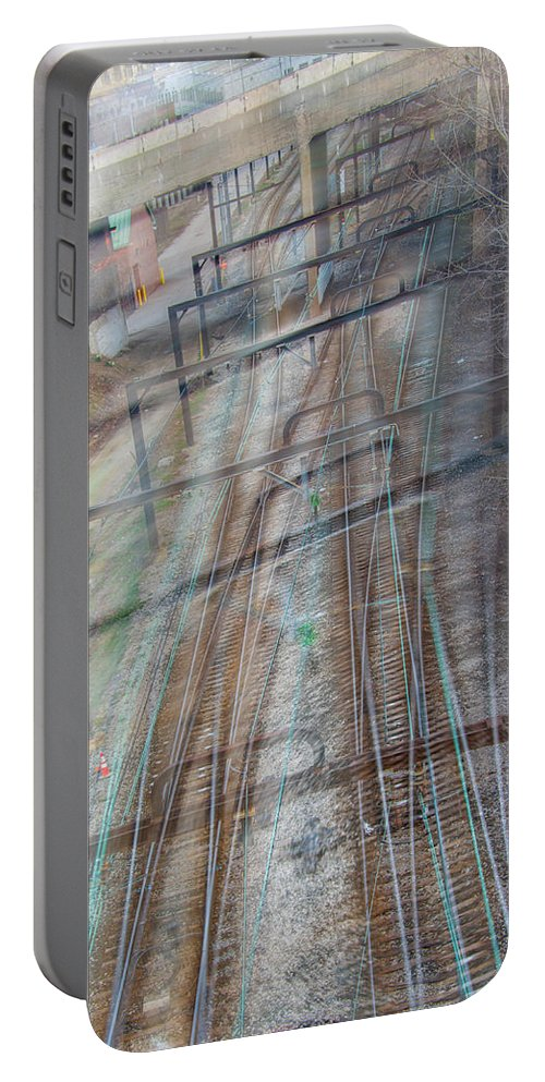 Guy Whiteley Photography Portable Battery Charger featuring the photograph Dazed And Confused by Guy Whiteley