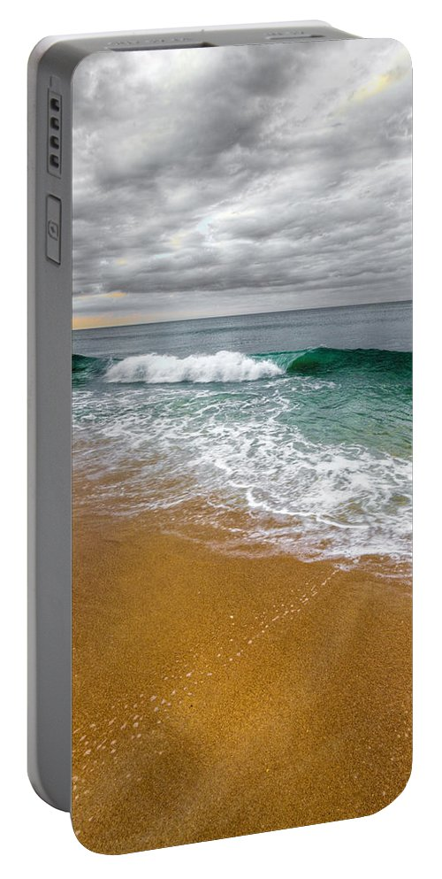 Desaturation Portable Battery Charger featuring the photograph Desaturation by Chad Dutson