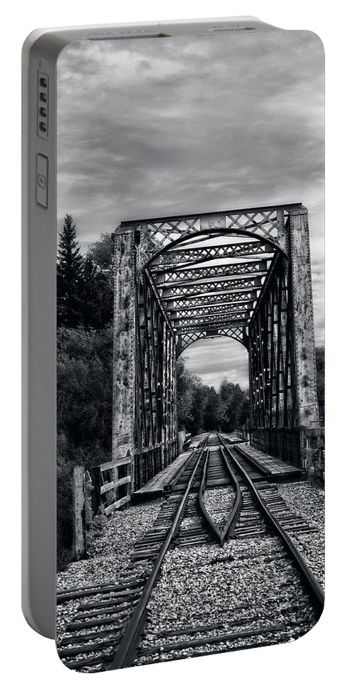 Idaho Falls Portable Battery Charger featuring the photograph Destination by Image Takers Photography LLC