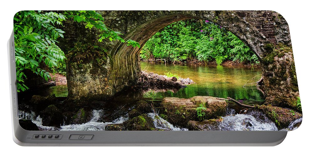 Dunster Castle Portable Battery Charger featuring the photograph Dunster Castle by Susie Peek