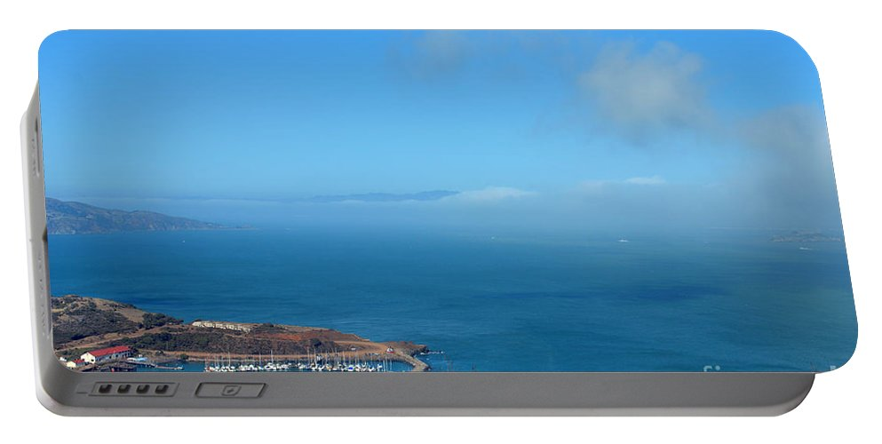 Escobedo Bay Portable Battery Charger featuring the photograph Escobedo Bay -2 by Tommy Anderson