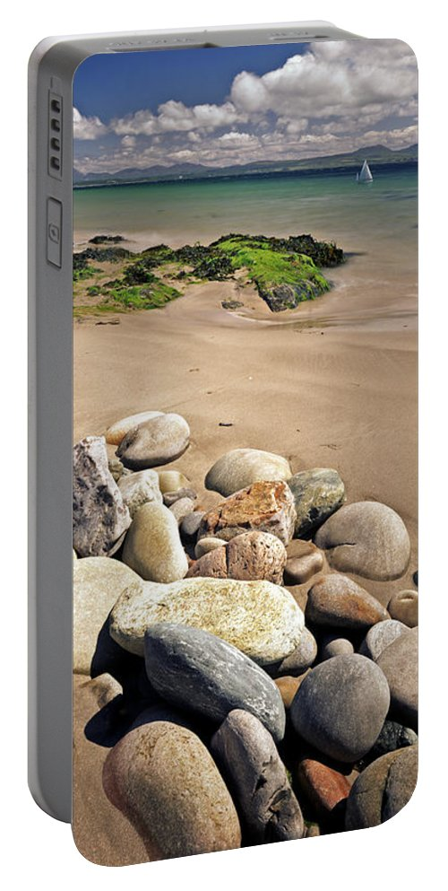 Horizontal Portable Battery Charger featuring the photograph Far Away by Edmund Nagele