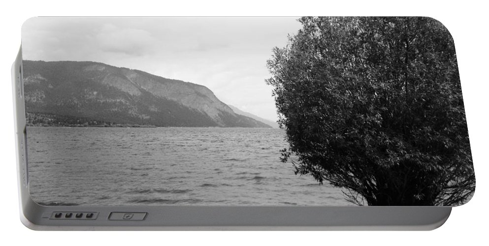 Landscapes Portable Battery Charger featuring the photograph Forgive My Intension by The Artist Project