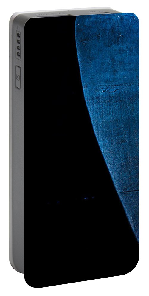 Foundation Portable Battery Charger featuring the photograph Foundation Number 18 by Bob Orsillo