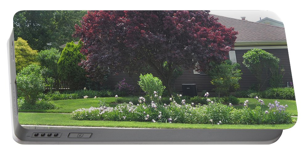 Titlefriendly Green Gardens Of Cherryhill Nj America Artistnavin Joshimediumphotograph - Mixed Mediadescriptionfriendly Green Gardens Of Cherryhill Nj America Portable Battery Charger featuring the photograph Friendly Green Gardens Of Cherryhill Nj America    by Navin Joshi
