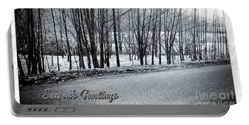 Dalmally Portable Battery Charger featuring the photograph Frosty Morning At Dalmally by Joan-Violet Stretch