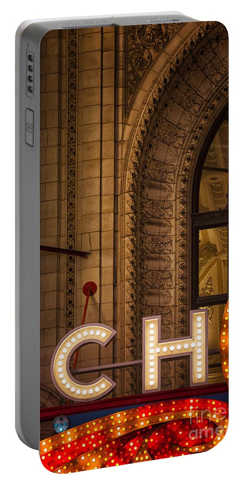 Building Portable Battery Charger featuring the photograph Go Chi by Margie Hurwich