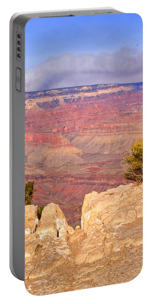 Grand Portable Battery Charger featuring the photograph Grand Canyon 36 by Douglas Barnett