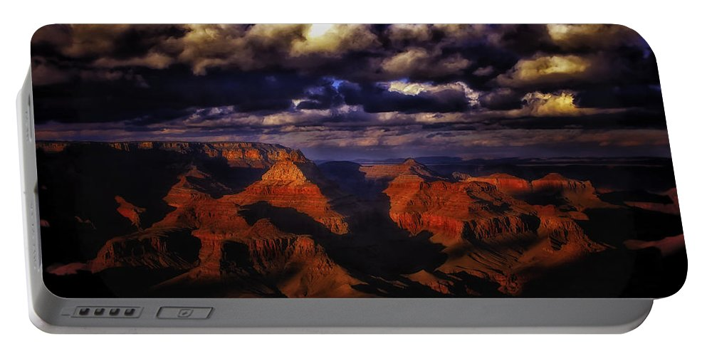 American Portable Battery Charger featuring the photograph Grand Canyon 36 by Ingrid Smith-Johnsen