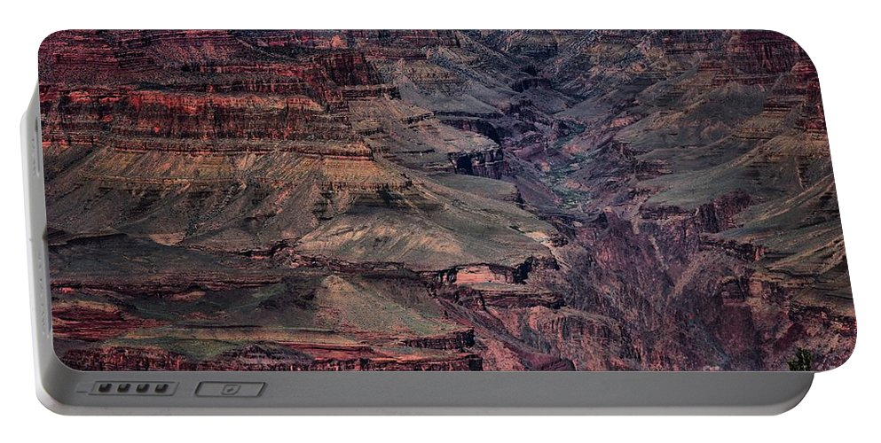 Grand Canyon Portable Battery Charger featuring the photograph Grand Canyon 4 by Robert McCubbin