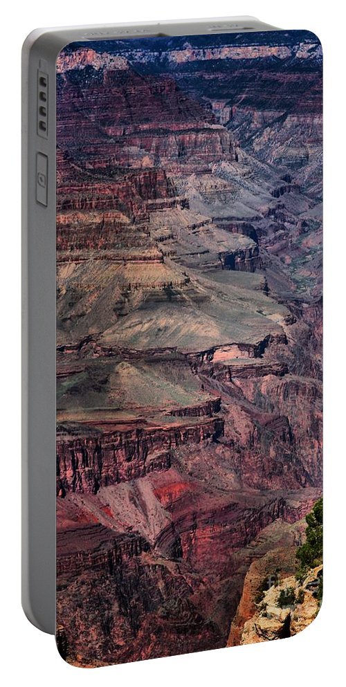 Grand Canyon Portable Battery Charger featuring the photograph Grand Canyon 7 by Robert McCubbin