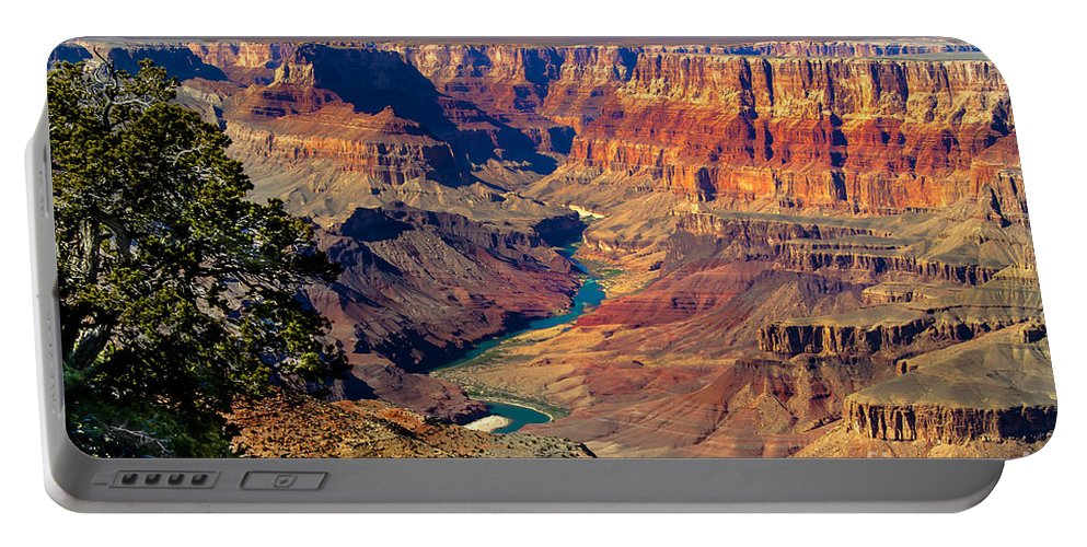 Grand Canyon Portable Battery Charger featuring the photograph Grand Canyon Sunset by Robert Bales