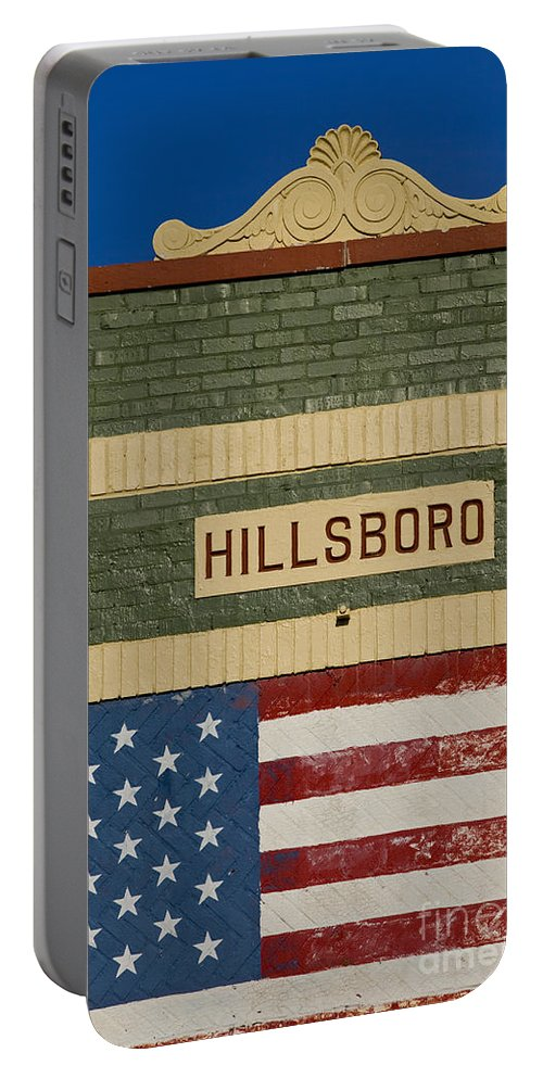 American Portable Battery Charger featuring the photograph Hillsboro Village Nashville by Brian Jannsen