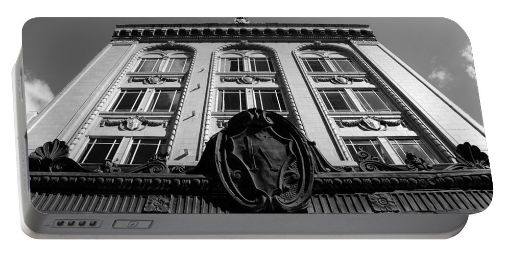 Fine Art Photography Portable Battery Charger featuring the photograph Historic Krest by David Lee Thompson