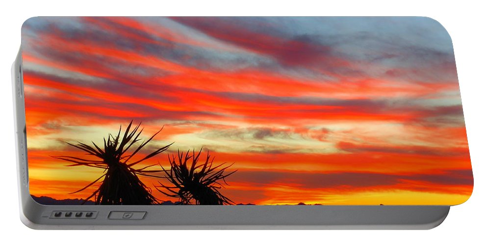 Western Portable Battery Charger featuring the photograph Home On The Range by James Welch