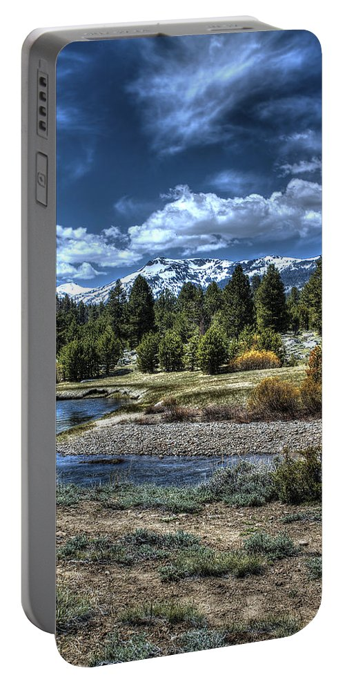 Tags: Landscape Portable Battery Charger featuring the photograph Hope Valley Wildlife Area 2 by SC Heffner