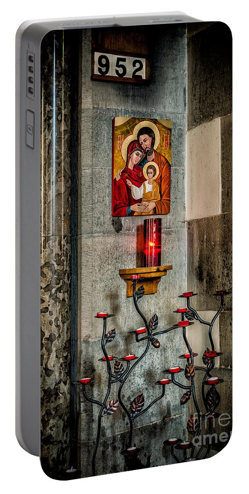 952 Portable Battery Charger featuring the photograph Hymn 952 by Adrian Evans