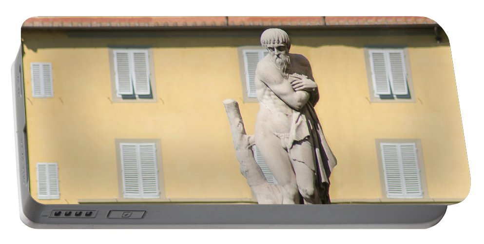 Italy Portable Battery Charger featuring the photograph Italian Dream.. by A Rey