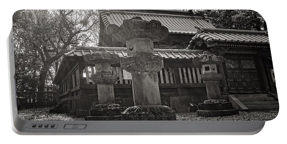 Candy Street Portable Battery Charger featuring the photograph Kita-in Temple In Kawagoe by For Ninety One Days