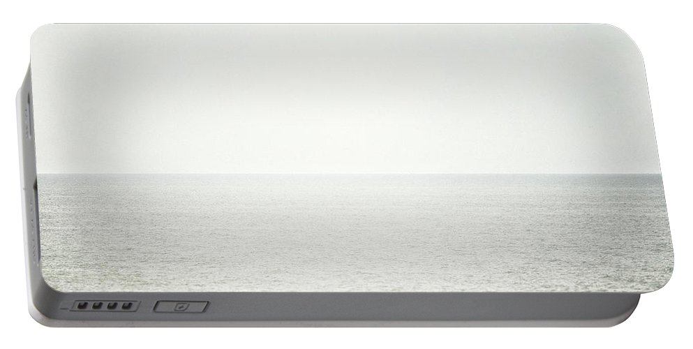 Lake Portable Battery Charger featuring the photograph Lake Erie Morning by Lisa Russo