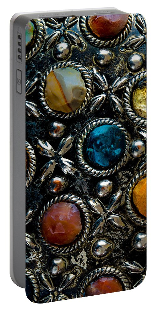 Portable Battery Charger featuring the photograph Latinhas Collection 003 by Edgar Laureano