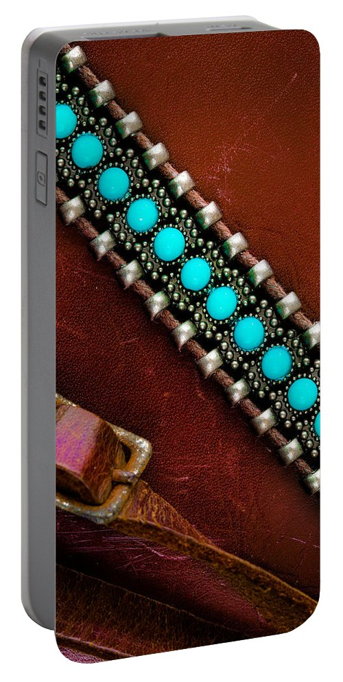 Portable Battery Charger featuring the photograph Latinhas Collection 005 by Edgar Laureano