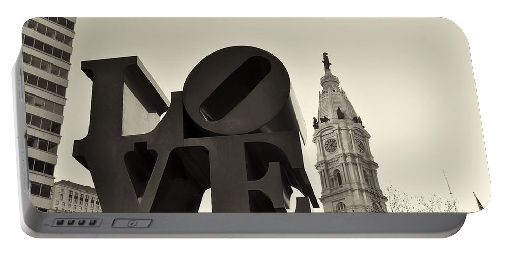 Love You Too Portable Battery Charger featuring the photograph Love You Too by Bill Cannon