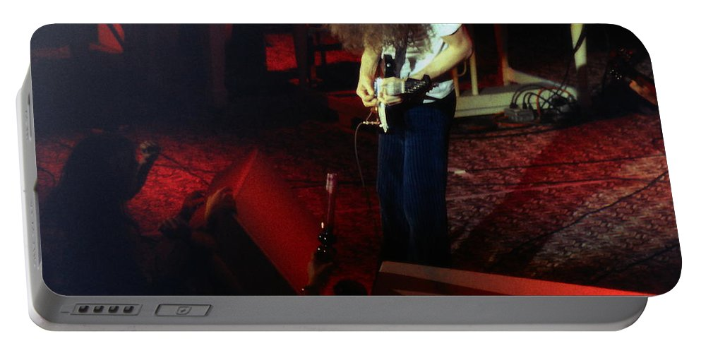 Lynyrd Skynyrd Portable Battery Charger featuring the photograph Ls #5 by Ben Upham